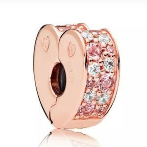 Jewelry - Rose Gold Bracelet Charm